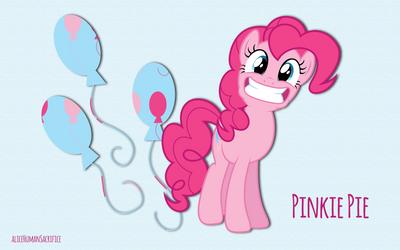 Crazy Pinkie Pie WP