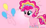 Playful Pinkie Pie WP by AliceHumanSacrifice0