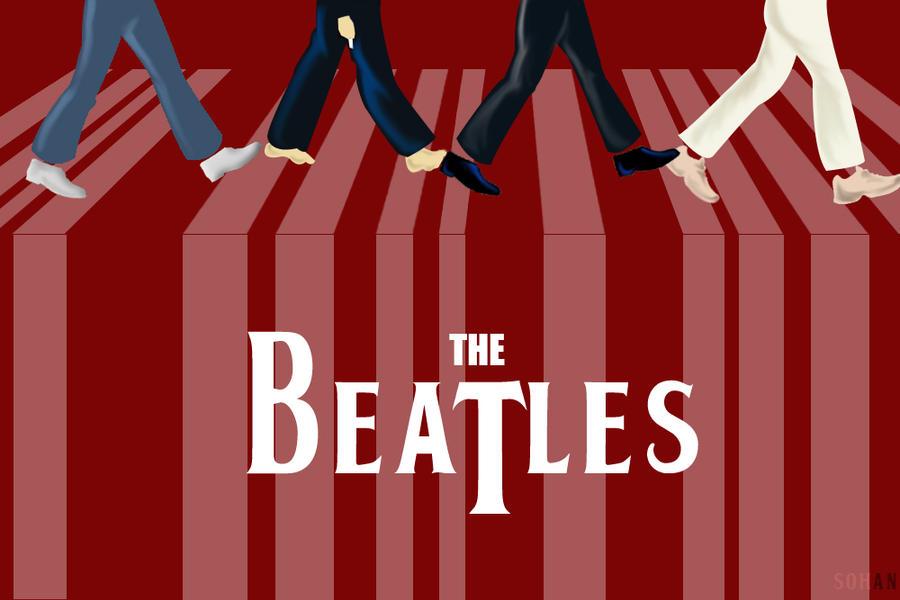 Beatles by sohansurag