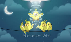 Abducted Wire