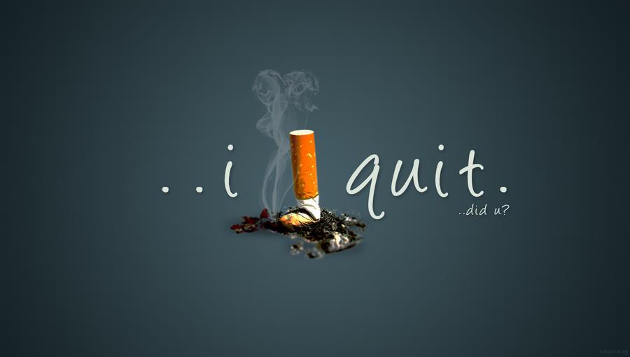 I Quit by sohansurag