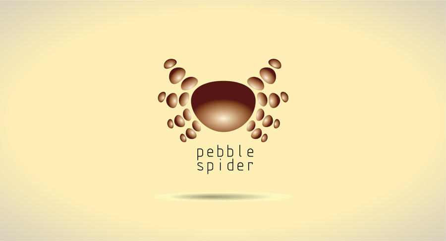 Pebble Spider by sohansurag