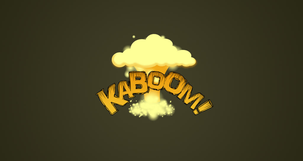 KaBoOm by sohansurag