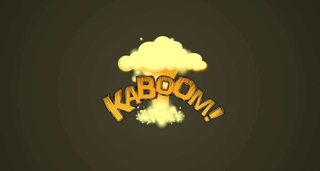 KaBoOm by sohansurag