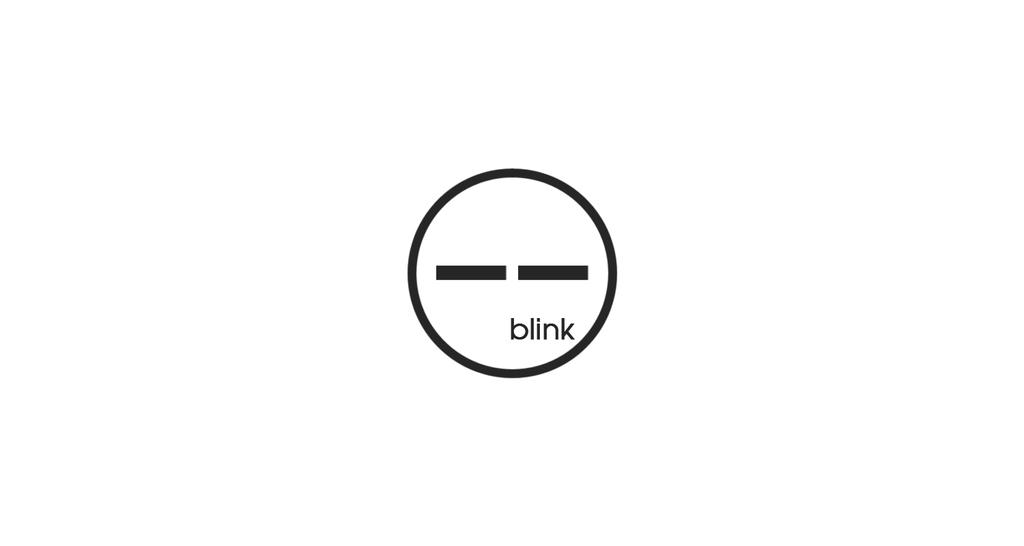 Blink Logo by sohansurag