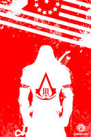 Assassin's Creed III POSTER by sohansurag