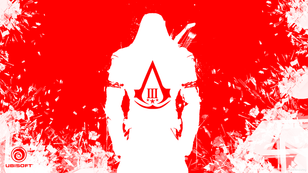 White Assassins Creed Logo :: Add-ons für Firefox für Android
