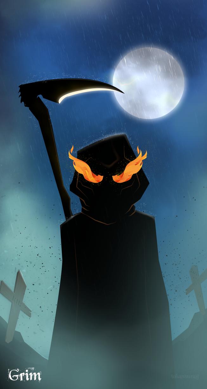 The Grim by sohansurag