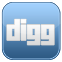 Digg Icon by JebusFist