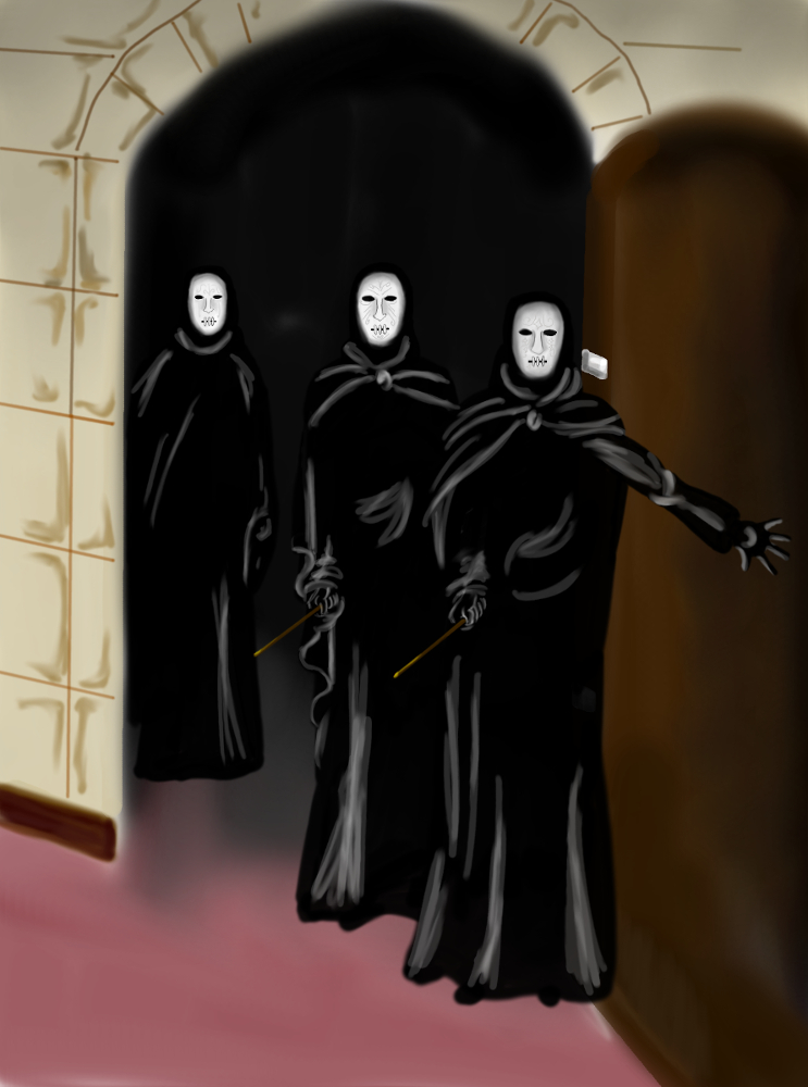 Death Eaters by BeatrixBonnie