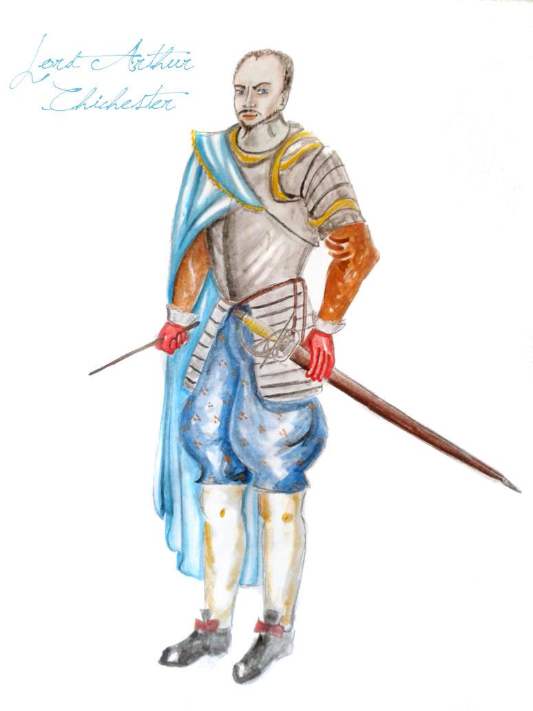 Lord Deputy by BeatrixBonnie