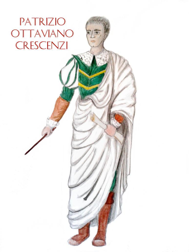 Patrician Ottaviano Crescenzi by BeatrixBonnie