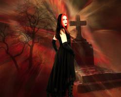 Red Night by AthosLuca