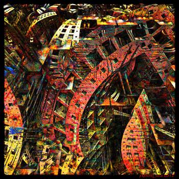 Aleph Labyrinth by AthosLuca