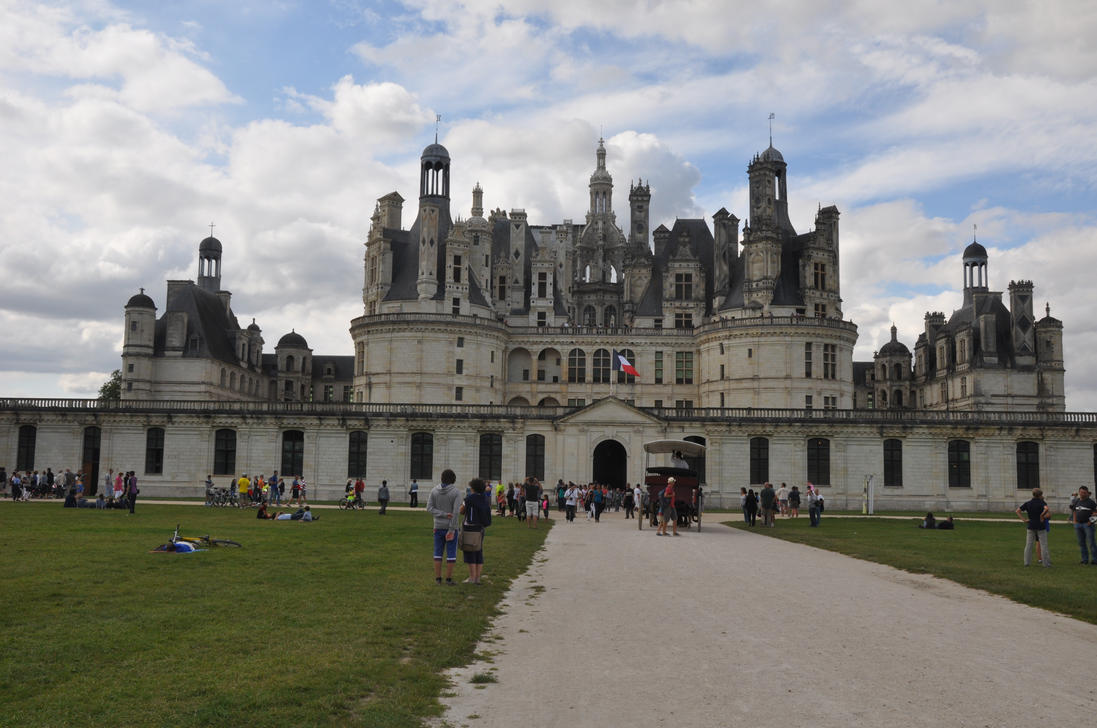Francia 2014 - Chambord enfin by AthosLuca