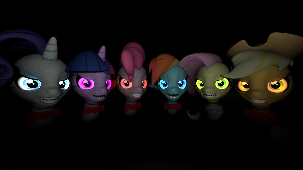 скачать Five Nights At Pinkie S игру - фото 3