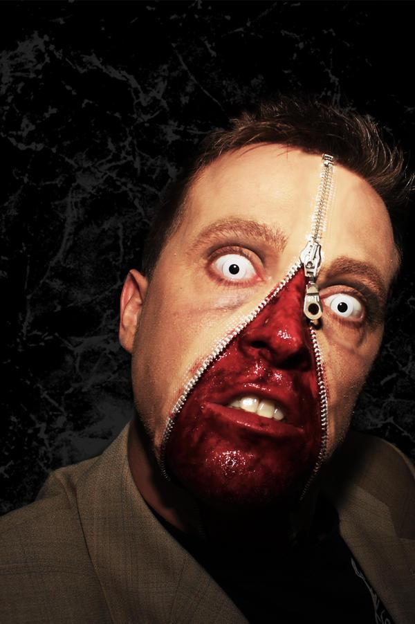 Zipperface by mamoe-web