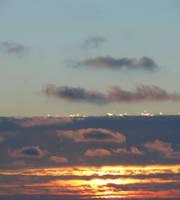 Sunrise Over Solomons 3 by cvramen