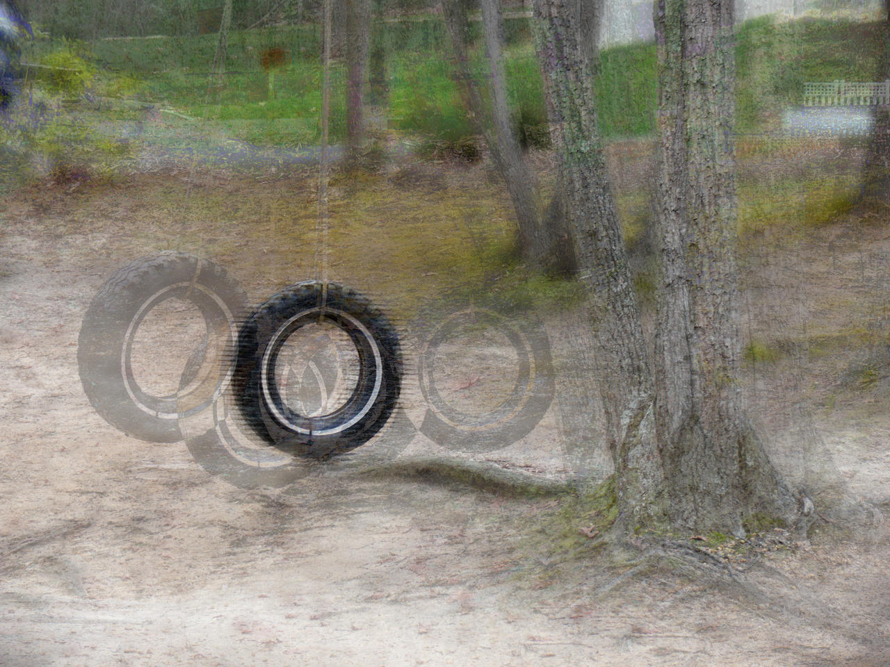 Moving Tire by cvramen