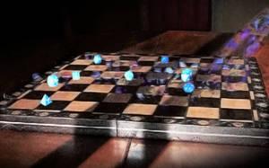 Chess Roll by cvramen