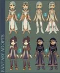 SALE: Fantasy Adopts