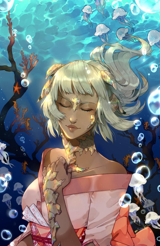 Ocean Dreams - Haruna