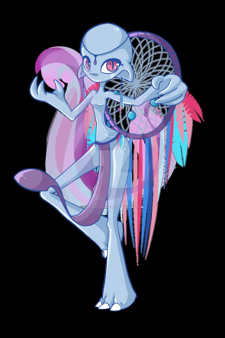 Dreamcatcher by veruulovesatl