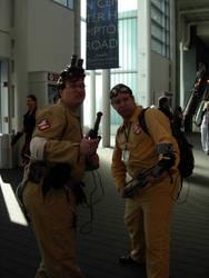 NekoCon Photo 2 - Ghostbusters