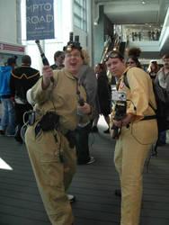NekoCon Photo 3 - Ghostbusters