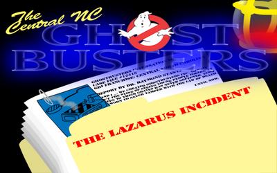 CNCGB - Lazarus Incident title