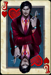 Jack of Hearts by SirBronson