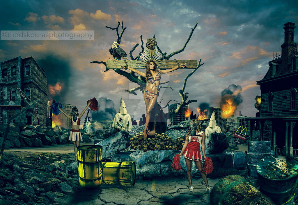 American Jesus by thodskouras