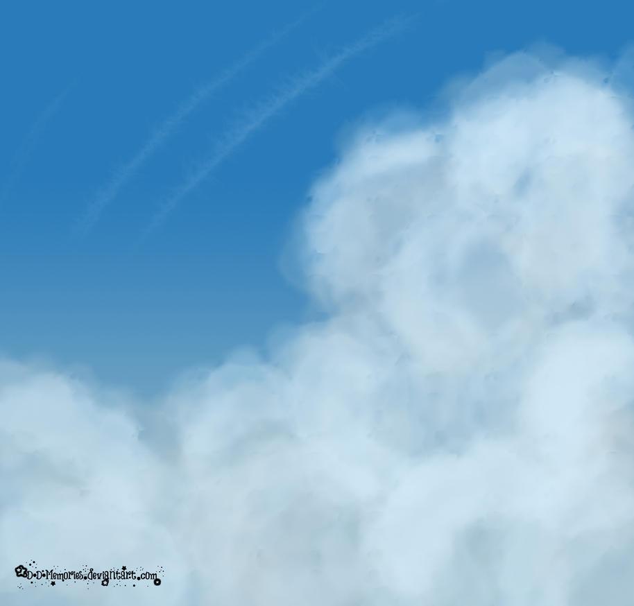Cloud P3 by D-D-Memories