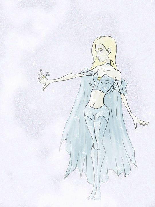 Emma Frost by InkLock