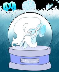 [mah snow globe babu] Sky Cloud by LittleGalaxyGirl