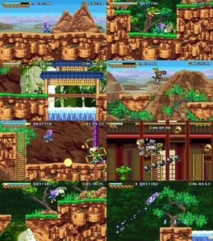 Freedom Planet Screenshots