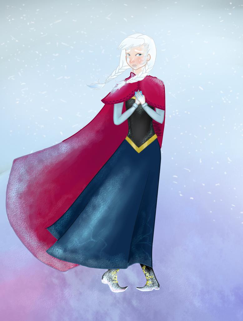 Frozen Heart by Dragonair13