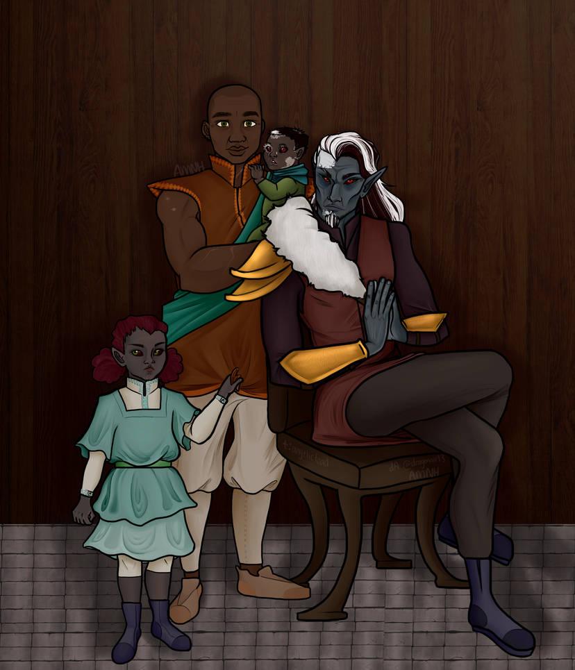The Dragonborn's Kin