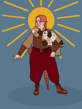 Nephimisa Roseheart (DND)