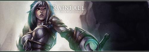 Rainfall's new ranked thread :: League of Legends (LoL) Forum on