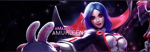 The Amazing Amuhleen by TheNAMELESSbard