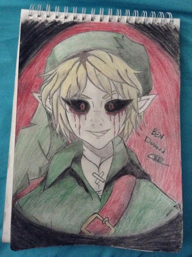 Ben Drowned by Skylight-Divine