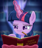 Twi Day Itenerary by LifesHarbinger