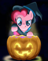 The Witch of Sugarcube Corner by LifesHarbinger