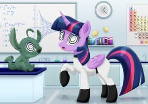 Twilight Labs: Subject - 5W1RL3Y