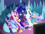 Princess Gaming Night [Gift]