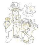 Steampunk Layton