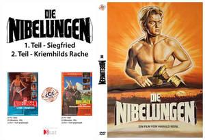 Die Nibelungen Custom Cover