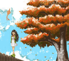 October by bodymemory