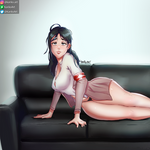 Pieck Finger Casting Couch